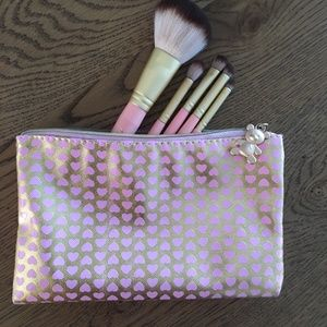 Too Faced Five Brush and Bag Set GUC